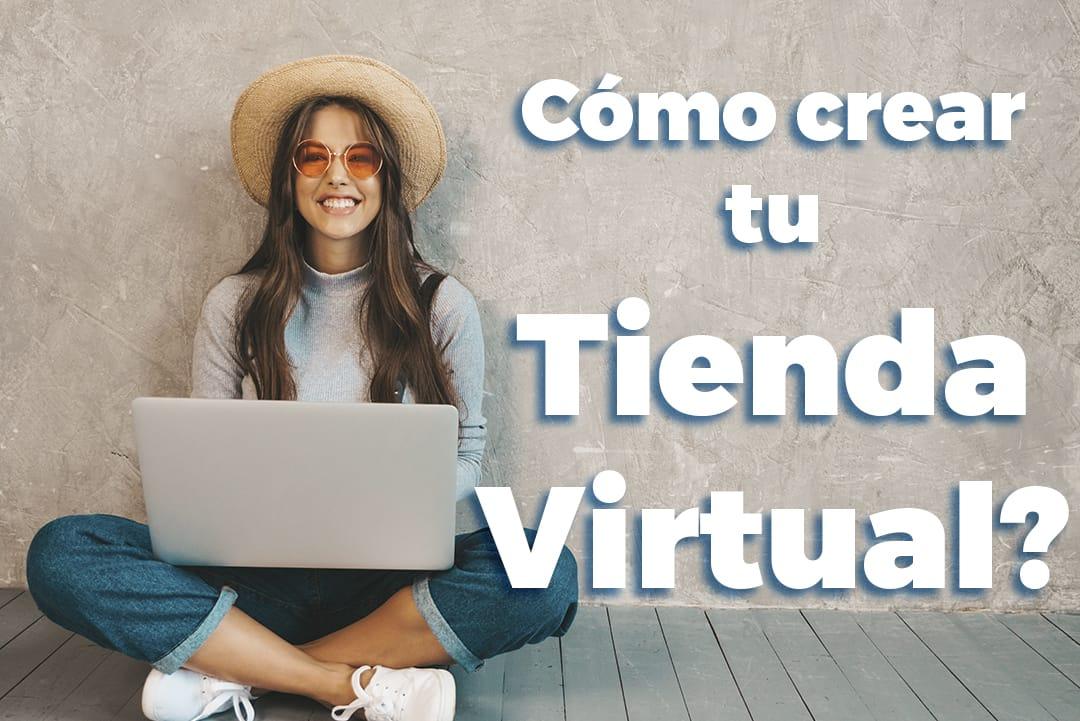 Como crear tienda virtual