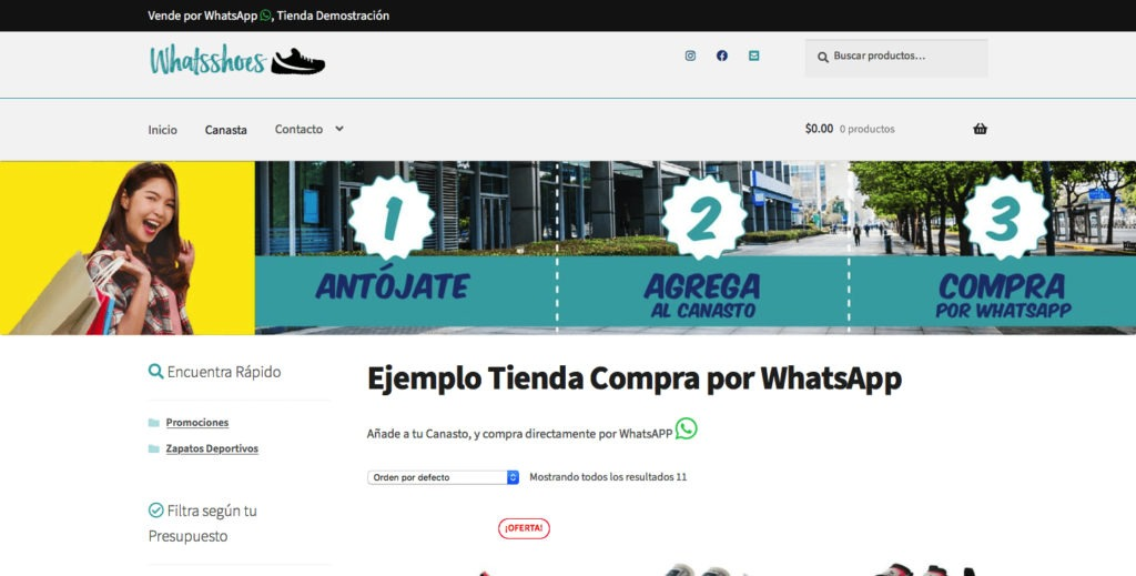 comprar vender por whatsapp
