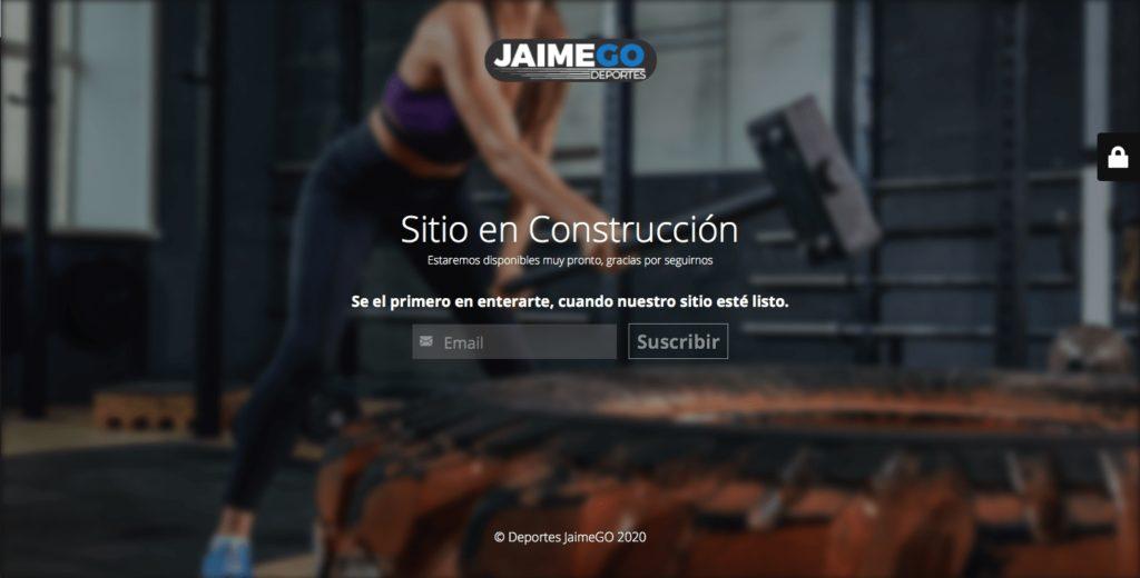 jaimego tienda virtual